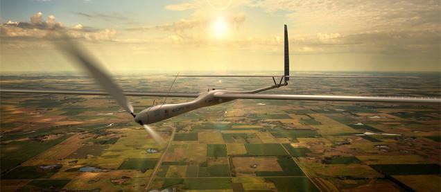 Google empieza a darle uso a sus drones solares: Internet en zonasremotas