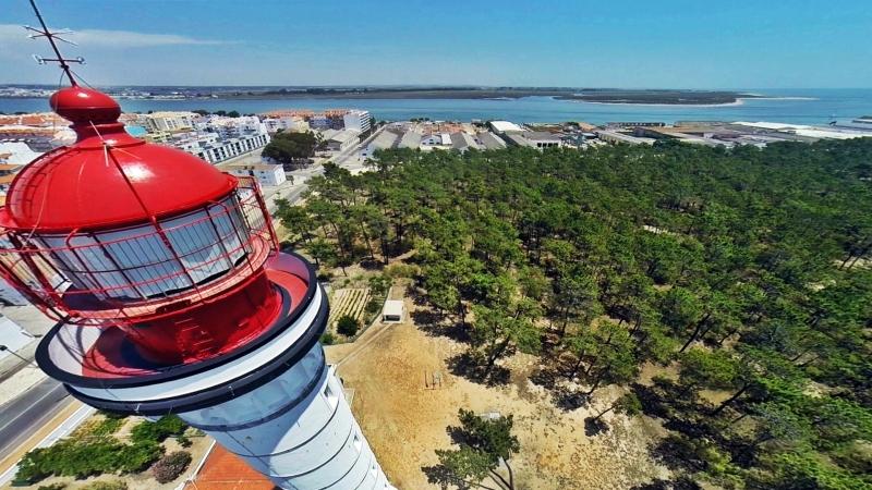 Video: Monte Gordo y Vila Real de Santo António. Algarve,Portugal