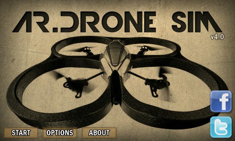 Simulador de drones
