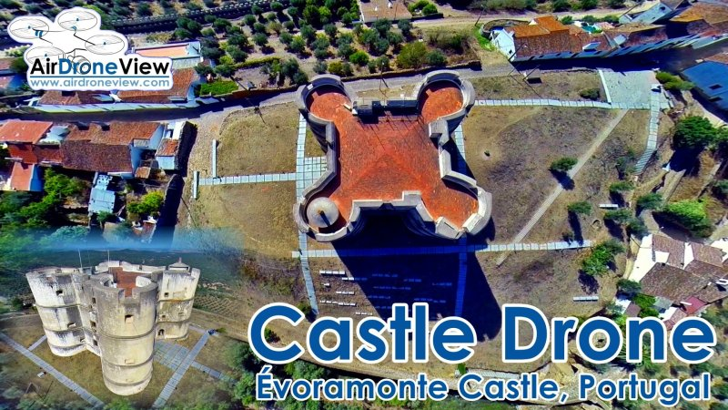 Castillo de Évora Monte,Portugal.