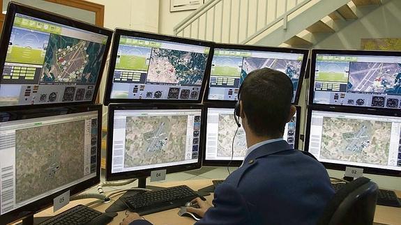 Matacán será referencia en la formación de pilotosdrones