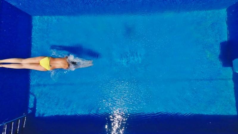 Video: piscina