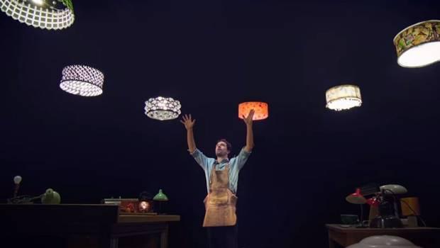 El Circo del Sol emplea drones para su nuevacreación