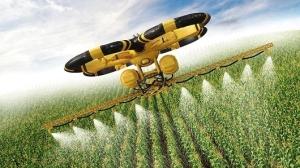 drones agricultura fumigar fumigacion rpas uav fumigate agriculture air drone view www.airdroneview.com noticia noticias extremadura escuela drones badajoz caceres don benito2