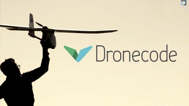 Project Dronecode, ideas de código abierto para controlardrones