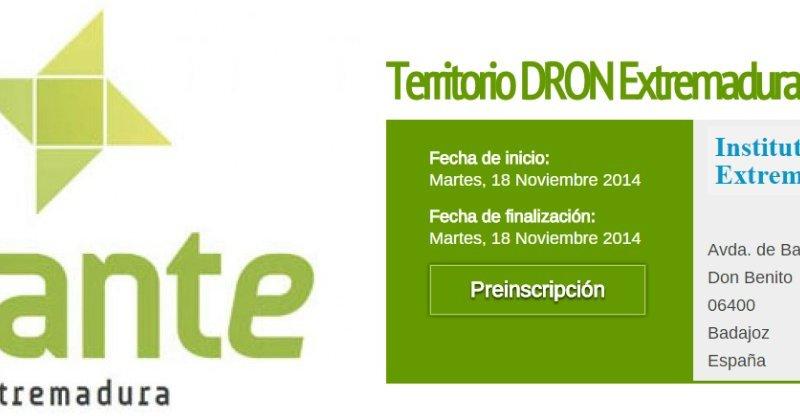 Territorio Dron Extremadura