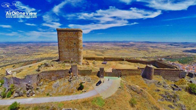 Castillo de Feria,Badajoz