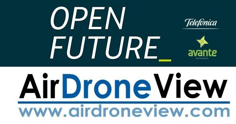 Telefónica Open Future: Entrevista a Air DroneView