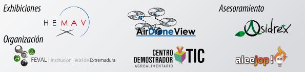 agroexpo 2015 feval don benito extremadura feria agricultura drones www.airdroneview.com air drone view espacio dron territorio dron 1
