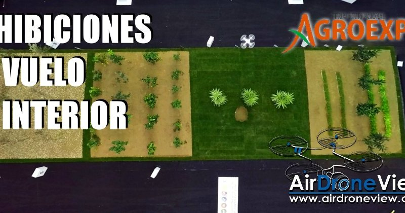 Agrotech Territorio Dron – Agroexpo 2015 –Exhibiciones