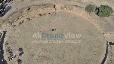 air drone view www.airdroneview.com rpas españa drones 3d arqueologia fotogrametria reconstruccion yacimiento arqueologico dron extremadura patrimonio (10)