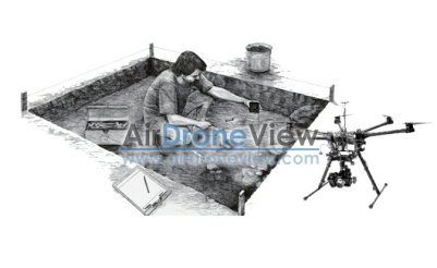 air drone view www.airdroneview.com rpas españa drones 3d arqueologia fotogrametria reconstruccion yacimiento arqueologico dron extremadura patrimonio (7)