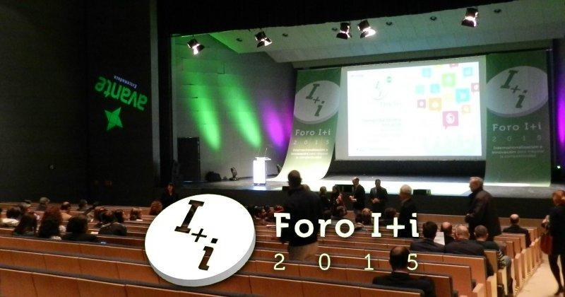 Air Drone View en Foro I+i. Palacio de Congresos deMérida