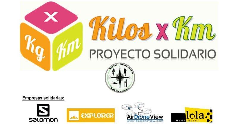 Kilos x Km, proyectosolidario