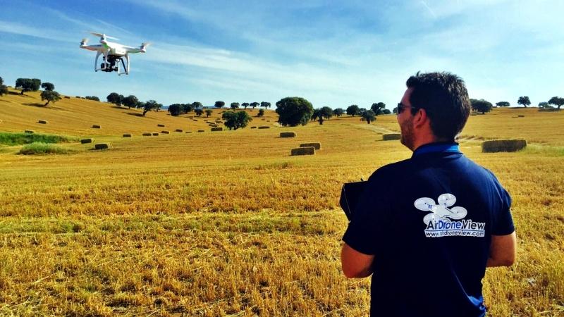 Intensa jornada de grabación en Castuera y Monterrubio de laSerena