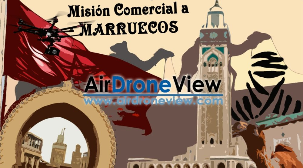 marruecos morocco maroc drones dron air drone view www.airdroneview.com casablanca rpas air aerial video aereo turismo video promocional hoteles gobex expansion
