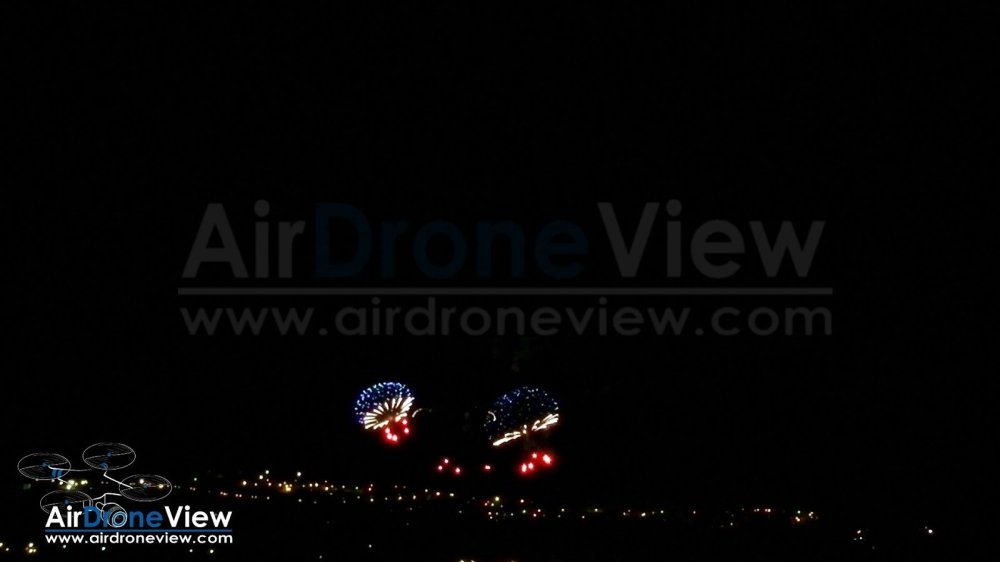 Incendio San Juan 2015 badajoz fuegos artificiales fuego vaguadas barriada de llera hoy noticia air drone view www.airdroneview.com 5 (2)
