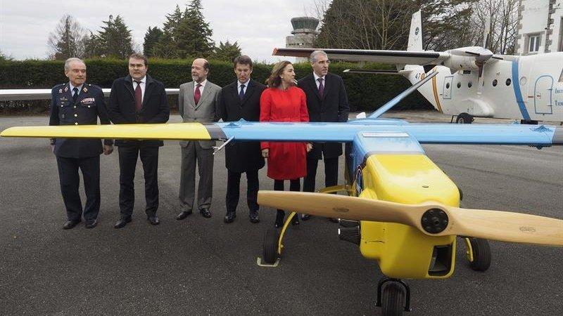 Más de 200 empresas están interesadas en constituir un polo de drones enGalicia
