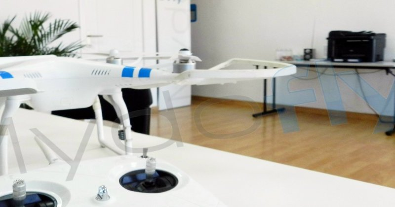 Arranca el Curso Práctico de Piloto de RPAS enMallorca