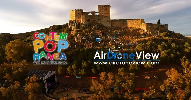 Contempopranea 2015 a vista de dron – Air Drone View