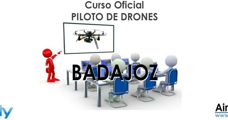 Curso Oficial de Piloto de Drones – Badajoz 07 septiembre2015