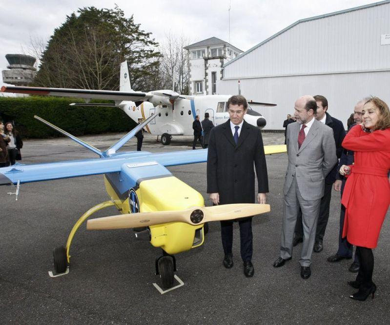La Xunta compra sus primeros drones para tareas de rescate y detección deincendios