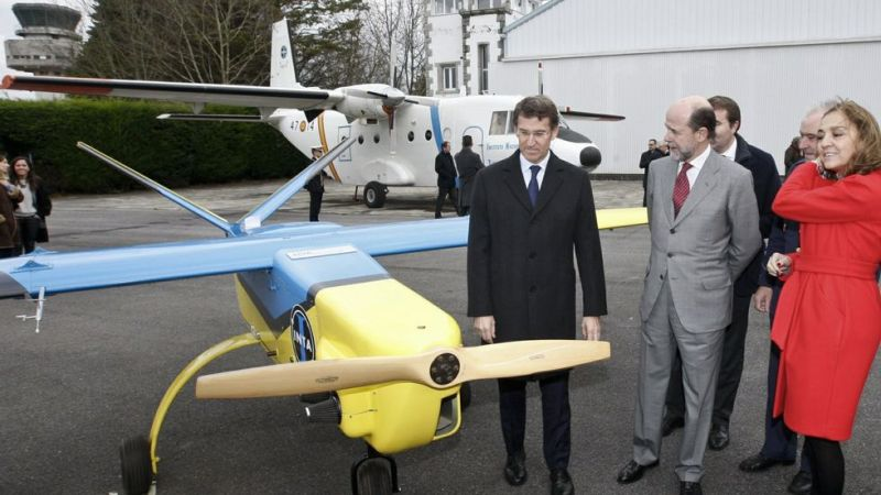 La Xunta de Galicia busca empresas a las que interese el centro de drones deRozas
