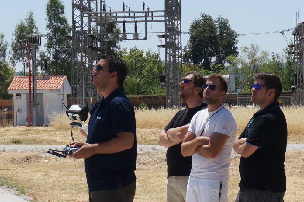 entrevista reportaje canal extremadura formacion piloto drones curso rpas adismonta air drone view mydofly ato aesa fomento badajoz caceres montanchez informativo (10)