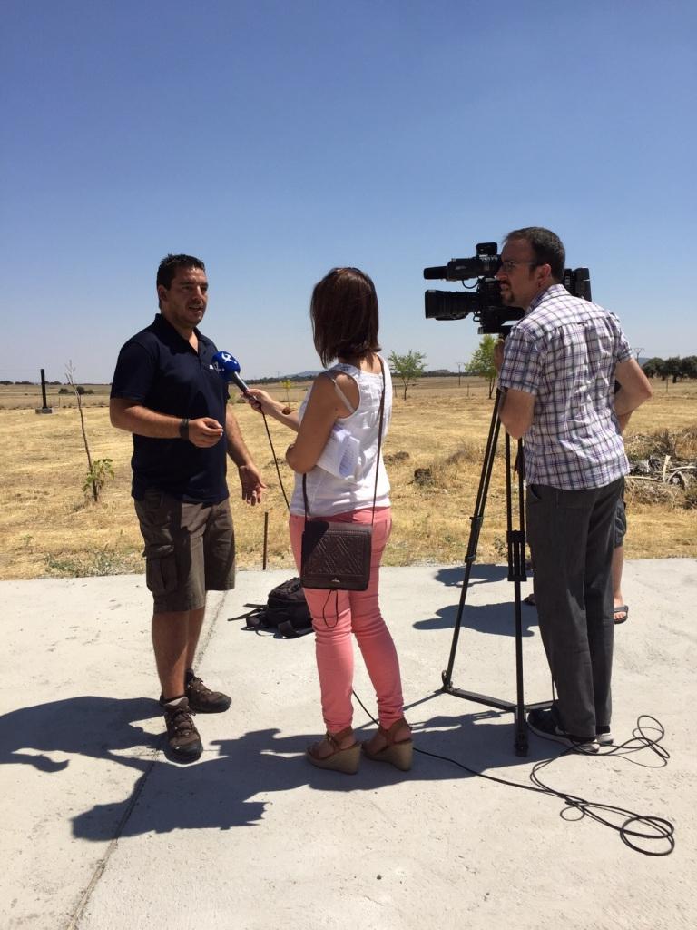 entrevista reportaje canal extremadura formacion piloto drones curso rpas adismonta air drone view mydofly ato aesa fomento badajoz caceres montanchez informativo (33)