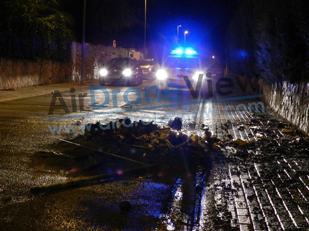 incendio fuego contenedor vaguadas badajoz bomberos policia chalet arde ardiendo provocado incendiado noticia air drone view www.airdroneview.com (25)a