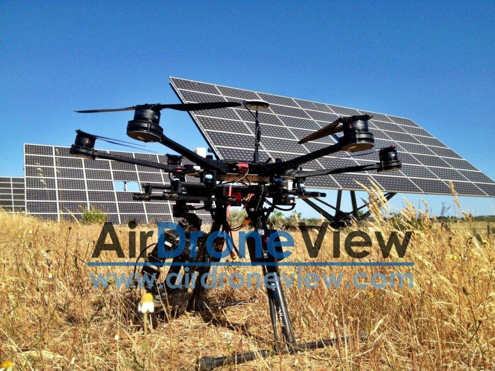 rivero sudon fotovoltaica planta termosolar placas paneles alburquerque extremadura badajoz dron drones air drone view www.airdroneview.com video (10)