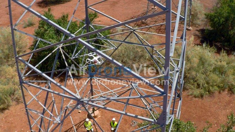Air Drone View se desplaza hasta CiudadReal