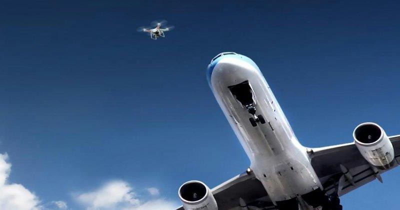 Un Airbus A320 evita 'in extremis' el choque con un dron durante su aterrizaje enFrancia