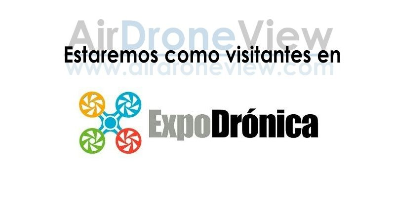 ADV estará como visitante enExpodrónica