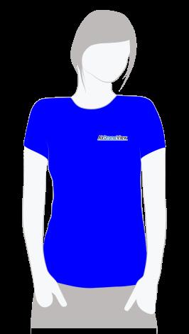 camiseta air drone view mujer www.airdroneview.com logo merchan drones rpas españa comprar oferta barato (5)