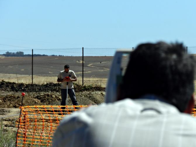 air drone view badajoz extremadura arqueologia dron drones españa operador trabajo arqueologo topografia gps www.airdroneview.com ortofoto 3d reconstruccion yacimiento (15)