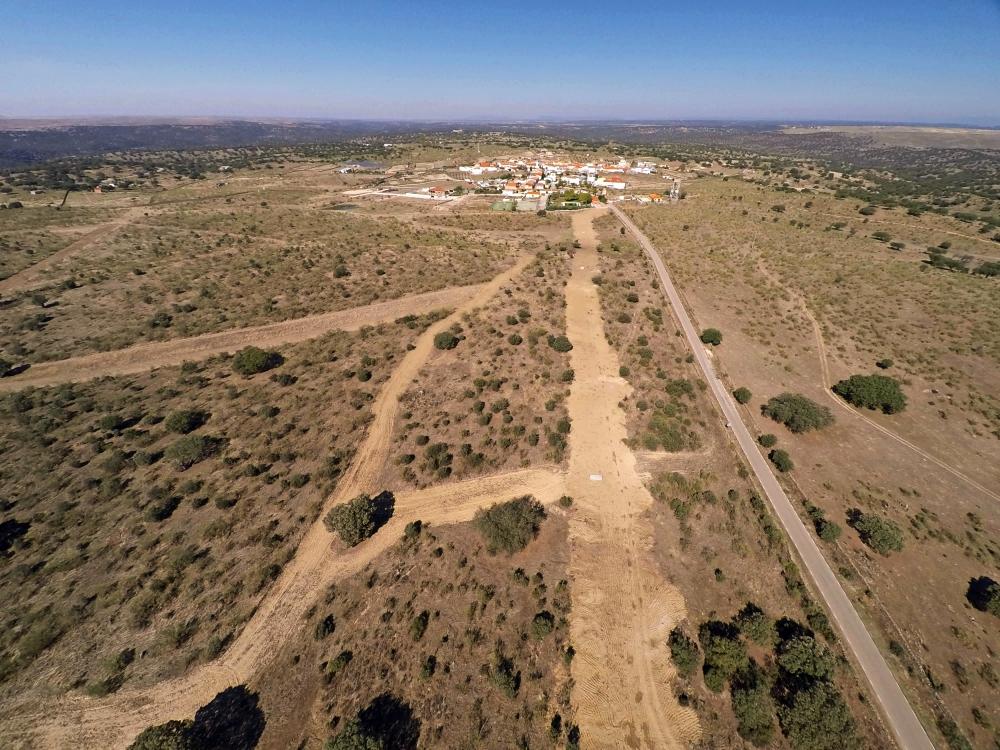 air drone view drones badajoz extremadura caceres trujillo constructora seguimiento obra civil aire foto video aereo1