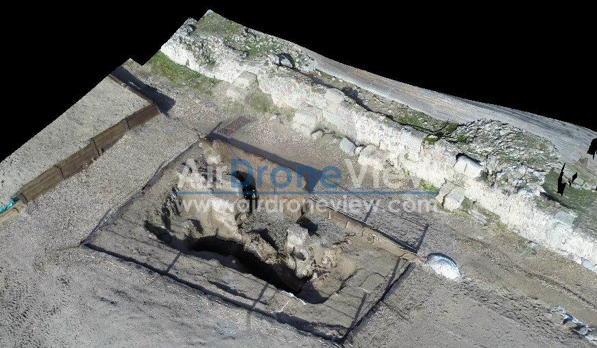 air drone view www.airdroneview.com rpas españa drones 3d arqueologia fotogrametria reconstruccion yacimiento arqueologico dron extremadura patrimonio (2)