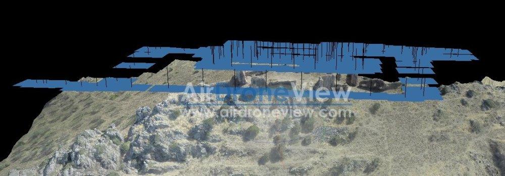 air drone view www.airdroneview.com rpas españa drones 3d arqueologia fotogrametria reconstruccion yacimiento arqueologico dron extremadura patrimonio (4)