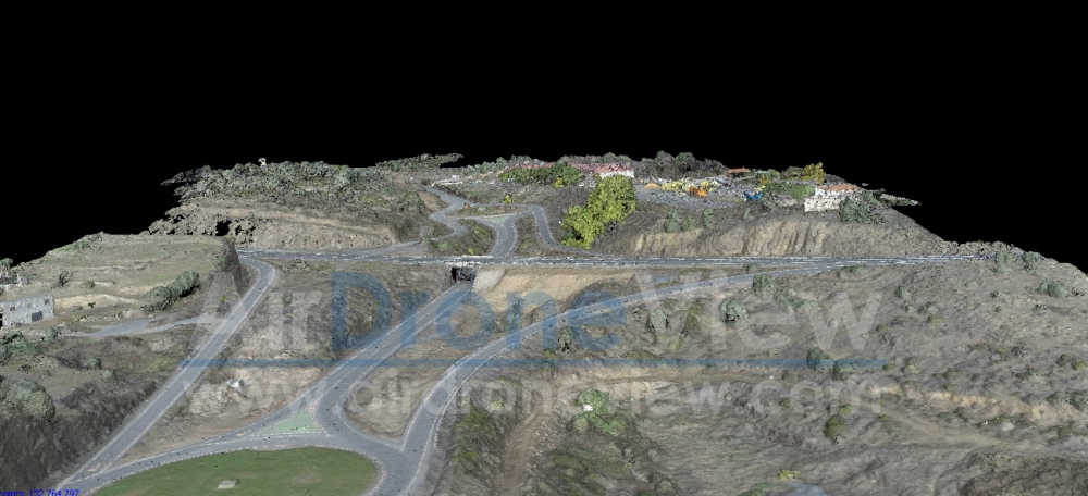 air drone view www.airdroneview.com seguimiento obra civil 3d ortofoto mapping drones españa rpas construccion extremadura badajoz 1