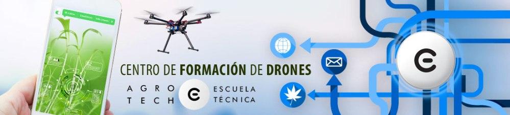 escuela drones agrotech don benito feval sexpe extremadura mydofly air drone view españa curso piloto rpas oficial