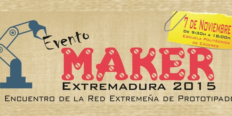 Air Drone View estará presente en Evento Maker Extremadura 2015