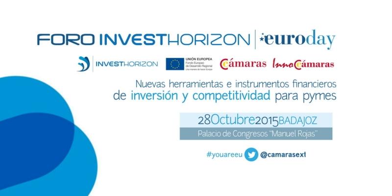 Air Drone View mañana en Foro InvestHorizonEuroday