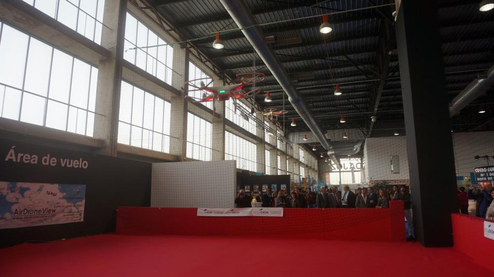 aeromodelismo dron air drone view www.airdroneview.com drones rpas uav españa expo ifeba badajoz portugal fehispor 2015 exhibicion exposicion profesional badajoz merida caceres extremadura (15)