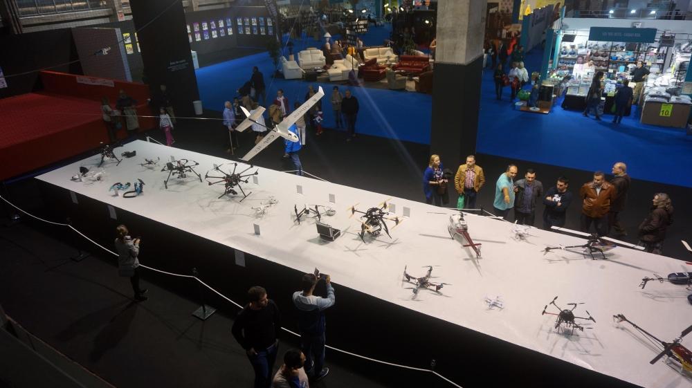 aeromodelismo dron air drone view www.airdroneview.com drones rpas uav españa expo ifeba badajoz portugal fehispor 2015 exhibicion exposicion profesional badajoz merida caceres extremadura (37)