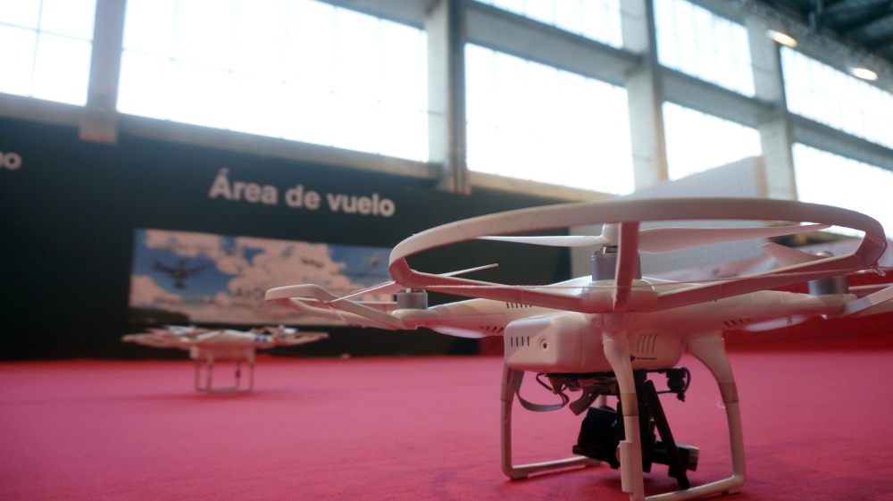 aeromodelismo dron air drone view www.airdroneview.com drones rpas uav españa expo ifeba badajoz portugal fehispor 2015 exhibicion exposicion profesional badajoz merida caceres extremadura (48)