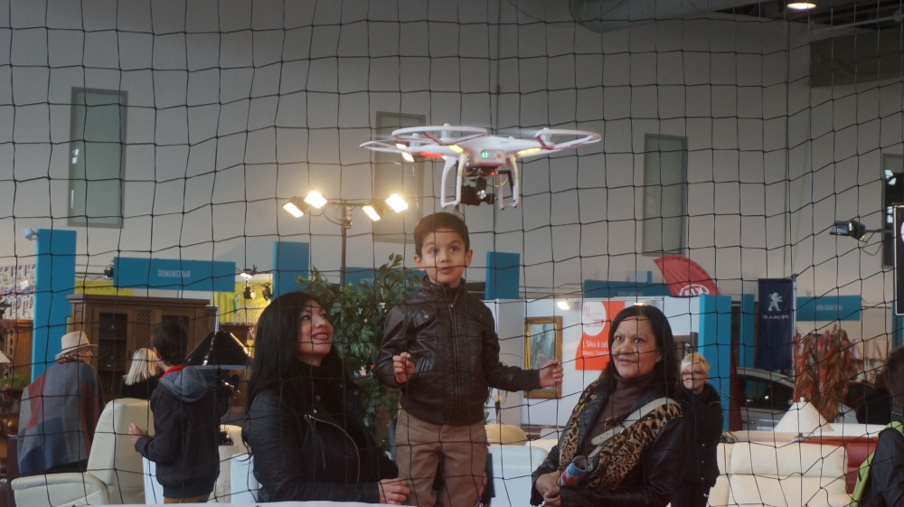aeromodelismo dron air drone view www.airdroneview.com drones rpas uav españa expo ifeba badajoz portugal fehispor 2015 exhibicion exposicion profesional badajoz merida caceres extremadura (148)