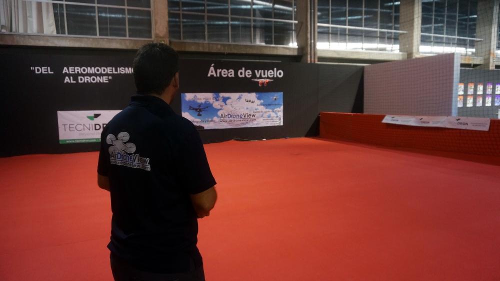 aeromodelismo dron air drone view www.airdroneview.com drones rpas uav españa expo ifeba badajoz portugal fehispor 2015 exhibicion exposicion profesional badajoz merida caceres extremadura (38)