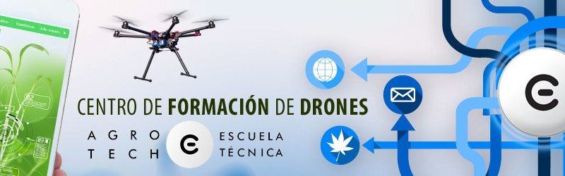 Cursos de drones enFeval.