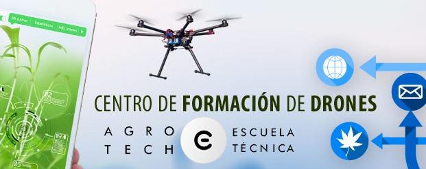 cursos gratuitos sexpe extremadura feval drones software agricultura precision inscripcion plazas limitadas